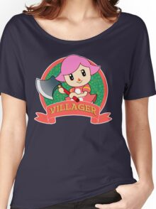 Animal Crossing: Girl Villager Women's Relaxed Fit T-Shirt