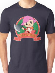 Animal Crossing: Girl Villager Unisex T-Shirt