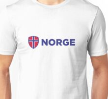 National Flag of Norway Unisex T-Shirt