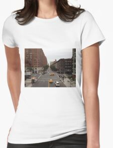Highline New York City Womens Fitted T-Shirt