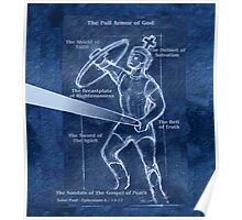 Full Armor of God - Warrior 4 Poster
