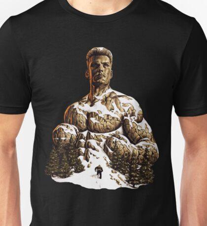 Climbing the Mountain - Rocky IV - Ivan Drago Unisex T-Shirt