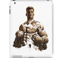 Climbing the Mountain - Rocky IV - Ivan Drago iPad Case/Skin