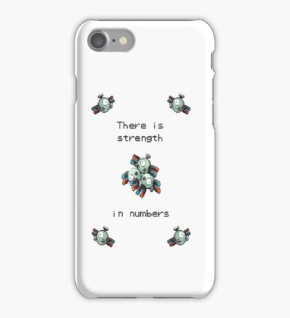 Pokemon - Magneton - Pokemon iPhone Case/Skin