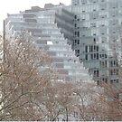 Mercedes House, West 54th Street, New York City by lenspiro