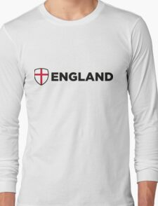National flag of England Long Sleeve T-Shirt