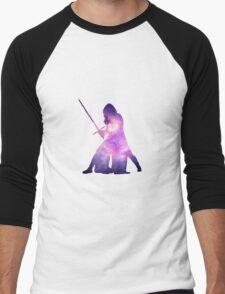 Star Wars Kylo Ren Galaxy Men's Baseball ¾ T-Shirt