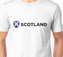 National Flag of Scotland Unisex T-Shirt