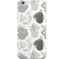 D's Tops Pattern iPhone Case/Skin