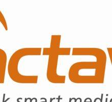 Actavis - Think Smart Sticker