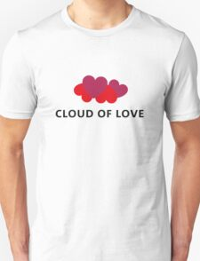 Clouds of love T-Shirt