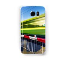 Fast train Samsung Galaxy Case/Skin