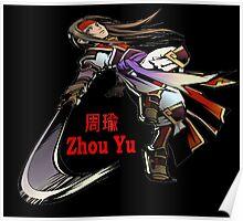 Zhou Yu Poster