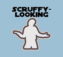 Who's Scruffy Looking? Unisex T-Shirt