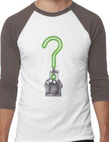 Riddlers Trophy Men's Baseball ¾ T-Shirt