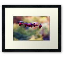Quadcopter Framed Print