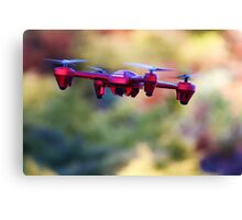 Quadcopter Canvas Print
