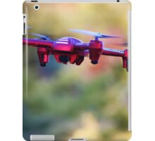 Quadcopter iPad Case/Skin
