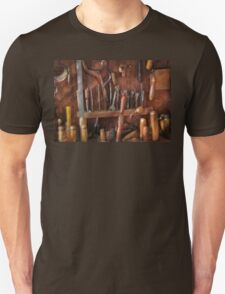 Woodworker - Old tools T-Shirt
