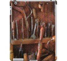 Woodworker - Old tools iPad Case/Skin