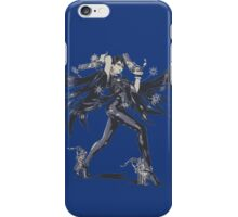 Minimalist Bayonetta 2 iPhone Case/Skin