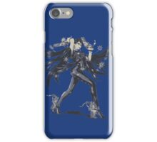 Minimalist Bayonetta 2 iPhone Case/Skin