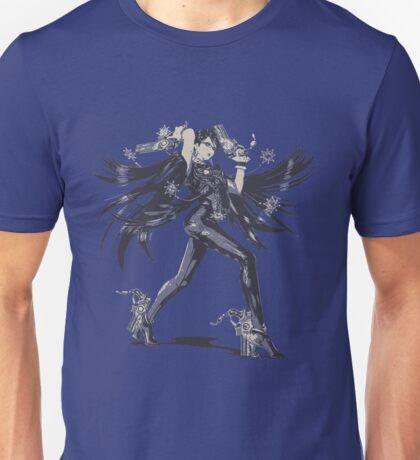 Minimalist Bayonetta 2 Unisex T-Shirt
