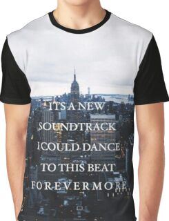 NEW SOUNDTRACK Graphic T-Shirt