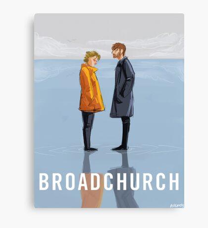broadchurch Canvas Print