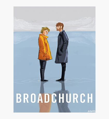 broadchurch Photographic Print