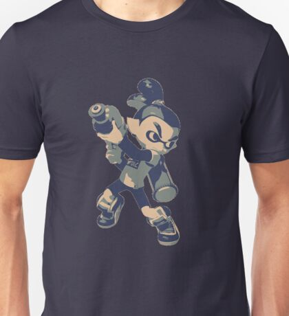 Minimalist Inkling Boy 2 Unisex T-Shirt