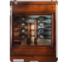 Steampunk - Electrical - The fuse panel iPad Case/Skin
