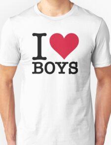 I love guys T-Shirt