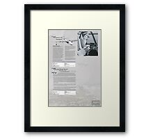 WW2 Warbirds part16 Framed Print