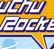 ChuChu Rocket Sticker
