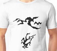 Abe Scars (Black) - Oddworld Abe's Oddysee Unisex T-Shirt