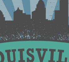 Local Author Louisville Kentucky Sticker