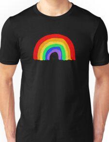 Rainbow Night Unisex T-Shirt