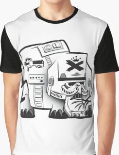 Storm Troopin' Elephant Graphic T-Shirt