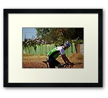 Menzies Classic Green Framed Print