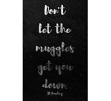 The Muggles Photographic Print