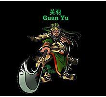 Guan Yu Photographic Print