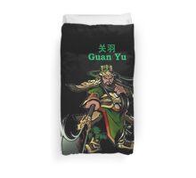 Guan Yu Duvet Cover