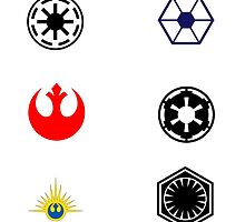 Star Wars Factions by fn2187