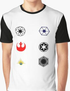 Star Wars Factions Graphic T-Shirt