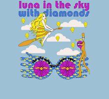 Luna In The Sky - cloud version Unisex T-Shirt