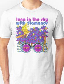 luna in the sky Unisex T-Shirt