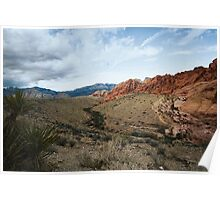 Valley Of Fire II Poster