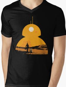 Star Wars The Force Awakens BB8 Poster T-Shirt