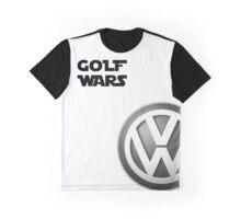 Golf Wars Graphic T-Shirt